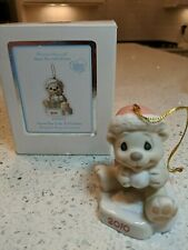 Precious Moments Snow Day Like A Holiday Ornament 2010 New In Box Great Price