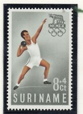 Suriname 1960 Early Issue Fine Mint Hinged 8c. 168973