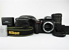 Nikon D5300 24.2MP Digital SLR Camera w/AF-S DX 18-200mm VR