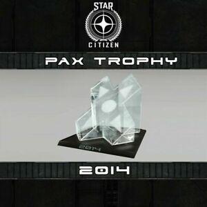 Star Citizen - Pax Australia 2944 - Hangar Trophy (Rare Item)