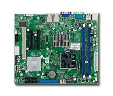 SuperMicro X7SLA-H  Intel® Atom™ 330 Dual-Core 1.6GHz
