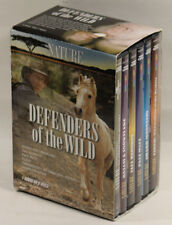 Nature Defenders of the Wild DVD 6 Disc Boxed Set