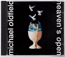 CD / MICHAEL OLDFIELD - HEAVENS OPEN / 6 TITRES (ALBUM ANNEE 1991)