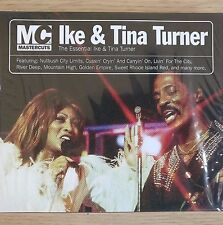 NEW SEALED - THE ESSENTIAL IKE & TINA TURNER- Soul R&B Rock Pop CD Music Album