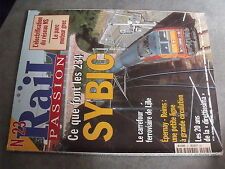 $$p Revue Rail Passion N°23 carrefour ferroviaire Lille  Epernay-Reims  Sybic