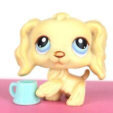 Authentic Littlest Petshop 91 Dog Spaniel Cocker / Chien Epagneul LPS Pet Shop