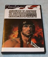 DVD Rambo First Blood II