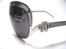 Roberto Cavalli sunglasses AMAZZONITE 465S Silver & Gray 18 Frame New
