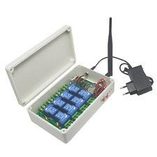 WLAN Controller Steuerung 8 Kanäle Spannungsausgänge Android / iOS System WIFI-