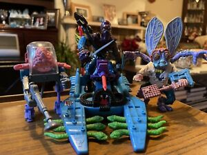 Teenage Mutant Ninja Turtle 1988 Figures Krang/ Baxter Stockman / Foot Soldier