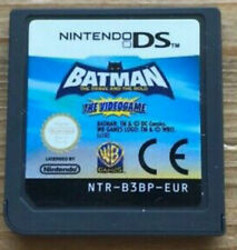 Nintendo DS DSI DS Lite Batman The Brave and The Bold Cart Only FREE UK POSTAGE