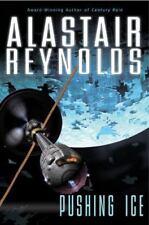 Pushing Ice SCI-FI novel Alastair Reynolds Hardback with jacket 1st US