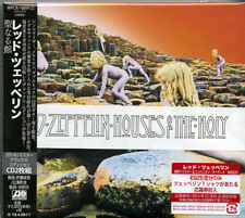 LED Zeppelin Houses Of The Holy Japan Digi Sleeve 2 CD Deluxe Wpcr-16091/2