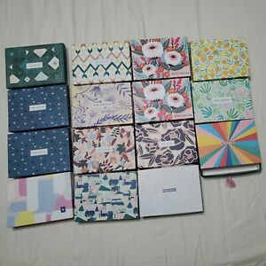 15 Empty Birchbox Beauty Boxes - Pre Owned - gift box - decorative