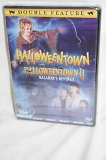 Halloweentown Double Feature DVD Disney SEALED NEW