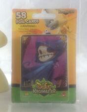 Dofus Krosmaster Arena 58 Foil Cards Complete Set (Sealed) Ankama