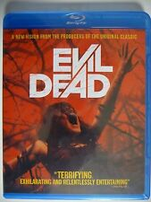 Evil Dead (Blu-ray Disc, 2013, ) (New)