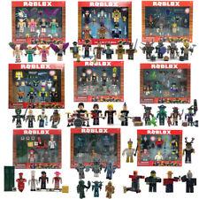 Оптовая продажа новый в коробке roblox игра мини-фигурка из ПВХ Toys смесь матч стол декор коллекция