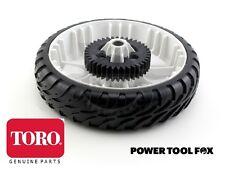"savers new Genuine TORO REAR WHEEL & Gear ASSY 8"" 115-4695 U1829"