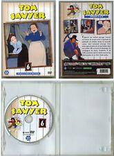 Vintage 1980 - DVD vidéo ''TOM SAWYER'' Volume 6 : épisodes 17 à 19