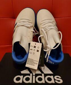 NWT Adidas Messi Boys sz 1 1/2 Indoor Soccer Shoes