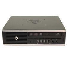 Mini-PC HP Elite8300 Desktop PC Intel Core i3 HD4000 Graphic 4GB 120GB SSD Win10