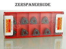 10 Wendeplatten WNMG 060412-PR 4215 SANDVIK Stahlbearbeitung  Neu u.Ovp