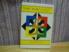 The Way of Traditional Taekwondo DVD ~ Songham Three  ~ Yellow Belt