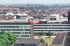 PHOTO  1975 COVENTRY LANCHESTER POLYTECHNIC CAMPUS CLOCKWISE FROM THE CENTRE THE