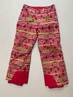 Girls MARMOT Snow Ski Snowboard Pants Pink Size Small