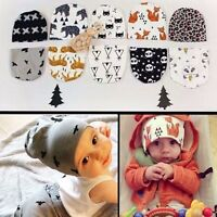 Cute Baby Girls Boys Toddler Kids Infant Winter Warm Crochet Knit Hat Beanie Cap
