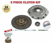 FOR PEUGEOT 206 307 406 407 HDi  1999-->ON  NEW 3 PIECE CLUTCH KIT  COMPLETE
