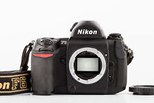 Nikon F6 Gehäuse schwarz SHP 67538