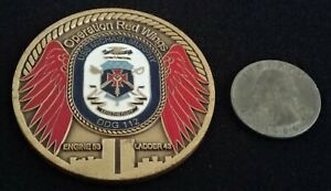 RARE Medal of Honor MoH USS Michael Murphy Operation Red Wing USN Challenge Coin