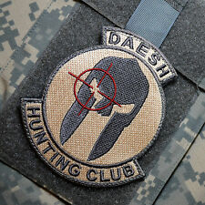 PESHMERGA YPG DAESH WHACKER DESERT پێشمەرگە VeIcrọ INSIGNIA: DAESH HUNTING CLUB