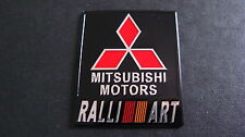 Ralliart Insignia Lancer Evolution Colt Czt Asx Jdm Turbo