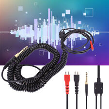 Audio Headphones Spring Cable For Sennheiser HD25-sp 430 560 250 414 Headset