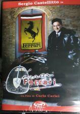 FERRARI DVD SERGIO CASTELLITTO Nuovo SIGILLATO