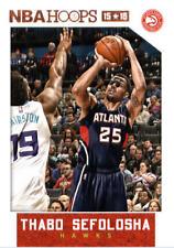 2015-16 Panini NBA Hoops #40 Thabo Sefolosha Atlanta Hawks NM Trading Card