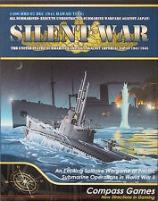 Compass Games - Silent War - English *NEW IN SHRINK* *OOP*