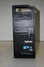 Lenovo E31 Xeon 4 Core 3.2GHz E3-1225 8GB Ram 1TB HDD Q2000 DVDRW NO COA