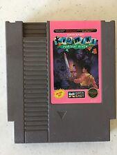 Kid Niki: Radical Ninja (NINTENDO, 1986) GAME ONLY NICE SHAPE NES HQ