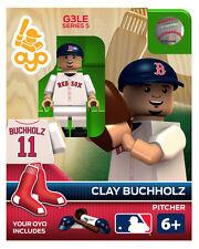 Clay Buchholz OYO Boston Red Sox MLB Mini Figure NEW G3
