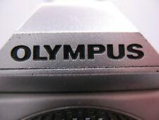 Olympus OM-D E-M5 Mark I 16.1MP Digital Camera - Silver (Body Only)