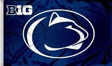 Penn State Nittany Lion Big 10 Flag 3 X 5