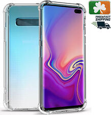 Samsung Galaxy S10 S9 S8 Plus Note 10 A10/70 Case Shockproof Clear Bumper Cover