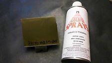 Jeep Military WWII 23070 Semi-Gloss Olive Drab spray paint
