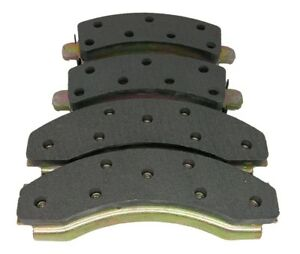 AutoSpecialty 24-149-02 Brake Pads for 1975-1995 GM/Dodge Medium Duty Trucks