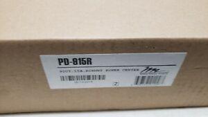 Middle Atlantic PD-915R Rackmount Power Strip 9-Outlet 15A (Black)