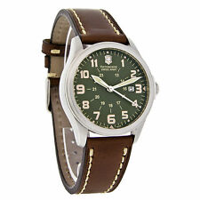 new VICTORINOX SWISS ARMY MEN INFANTRY VINTAGE watch warranty 241309